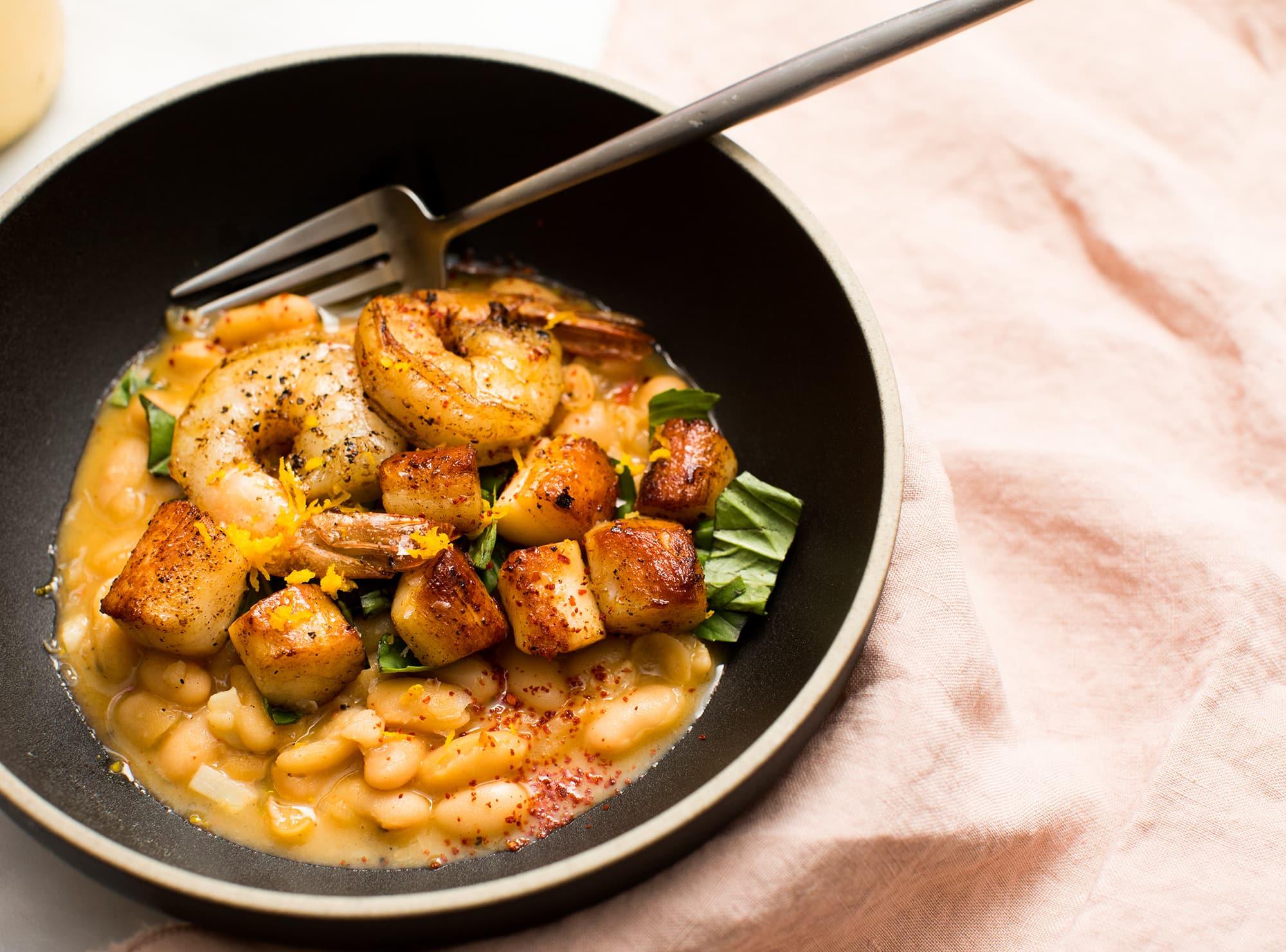 Bay scallop recipes