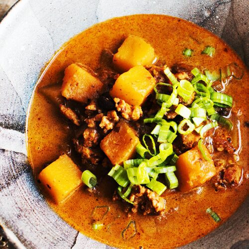 Easy Chorizo and Butternut Squash Soup_MidPage