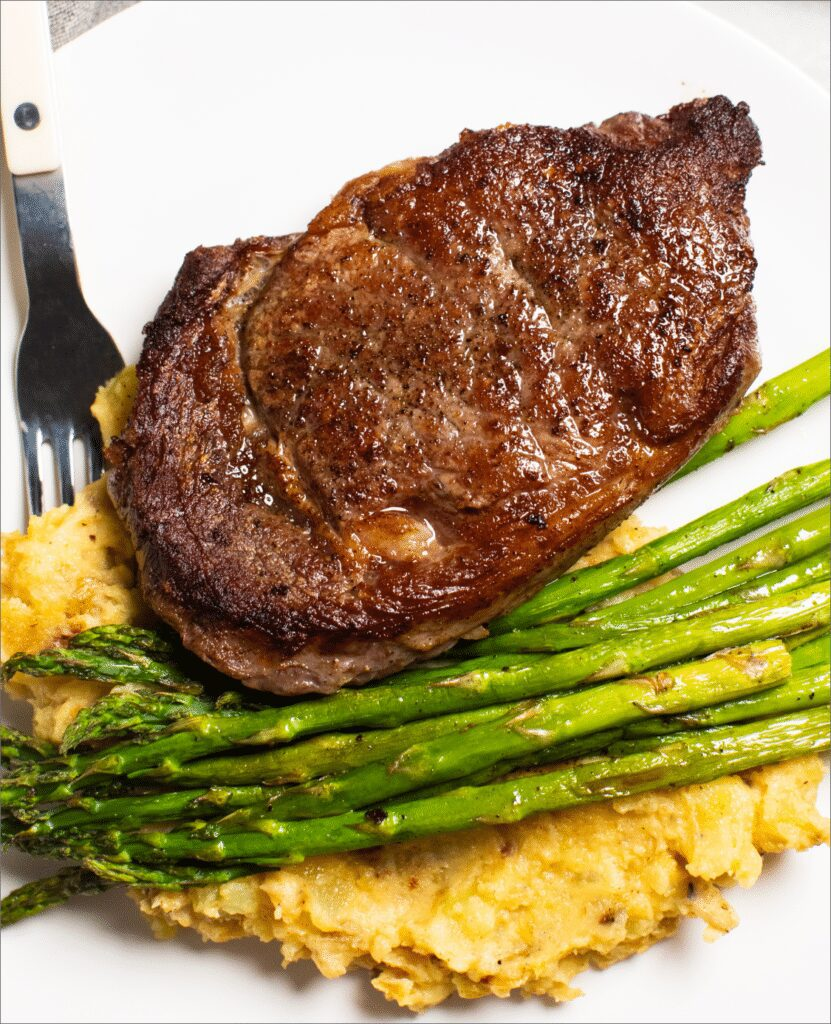 How to Cook Bison Steaks