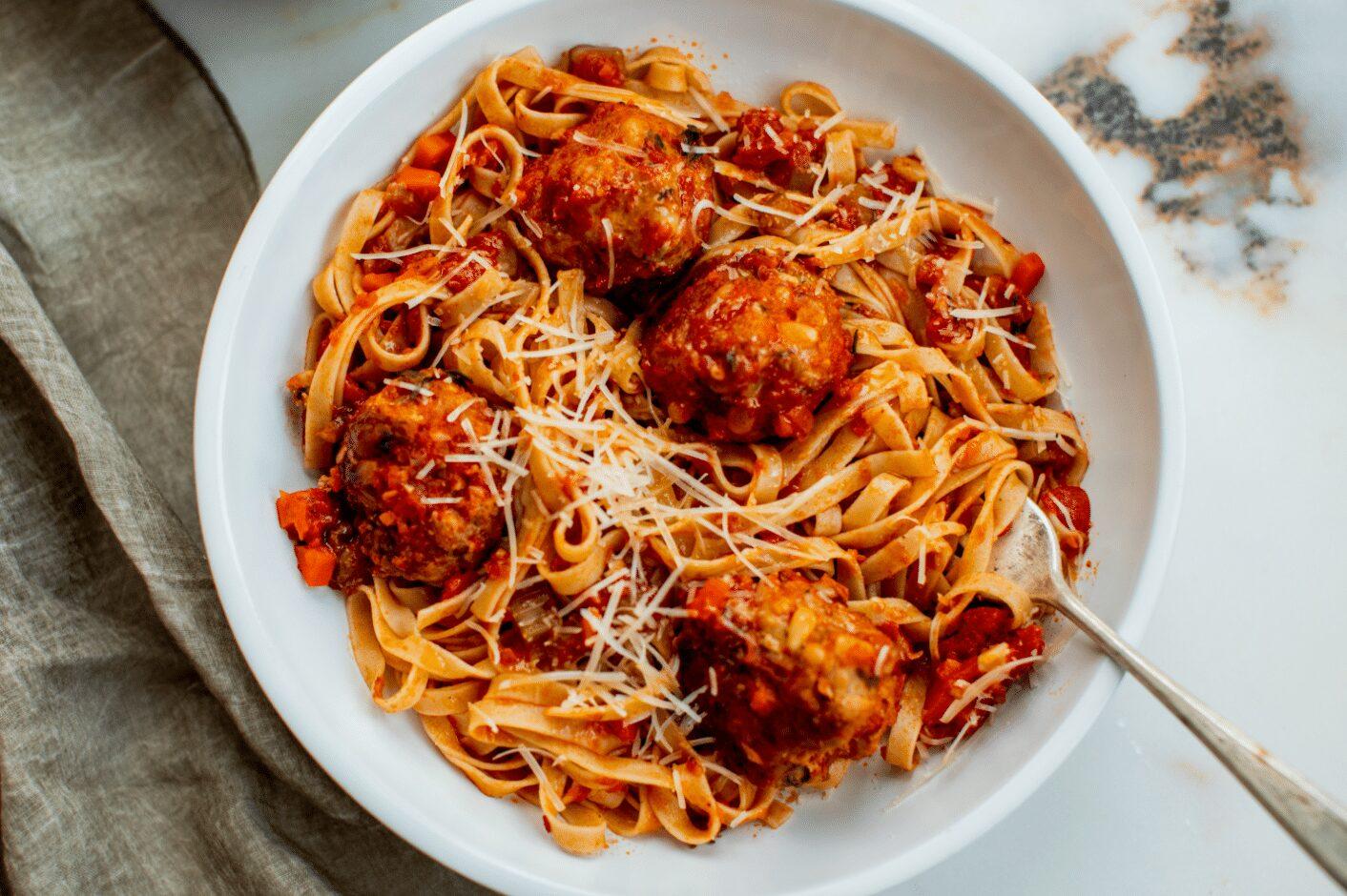 Easy Sicilian-Style Meatballs_Hero