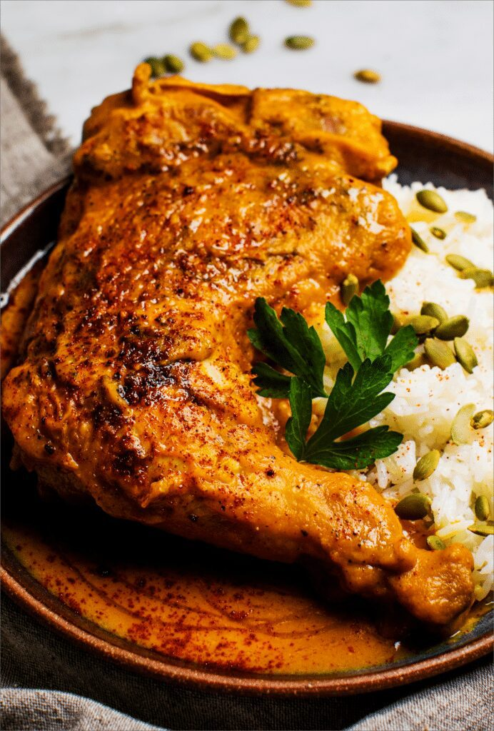 Butternut Squash Chicken Curry_MidPage