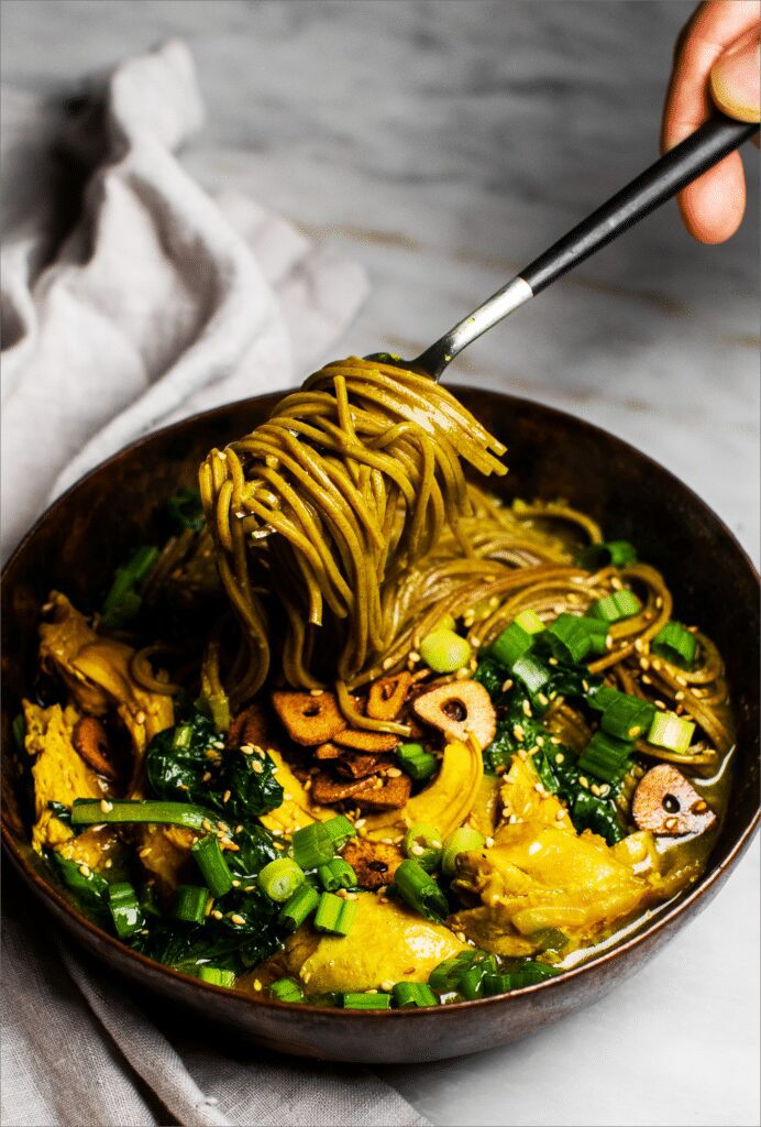 Turmeric Chicken Soba Soup_MidPage