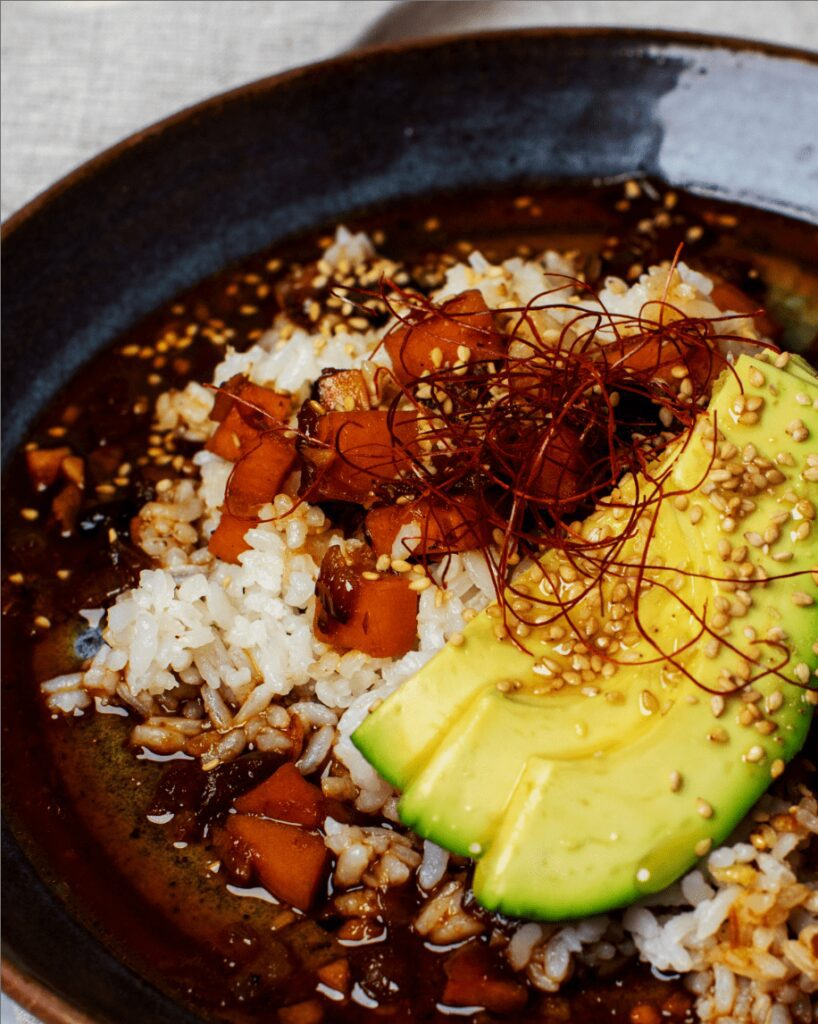 Spicy Sesame Sweet Potato Bowl_MidPage