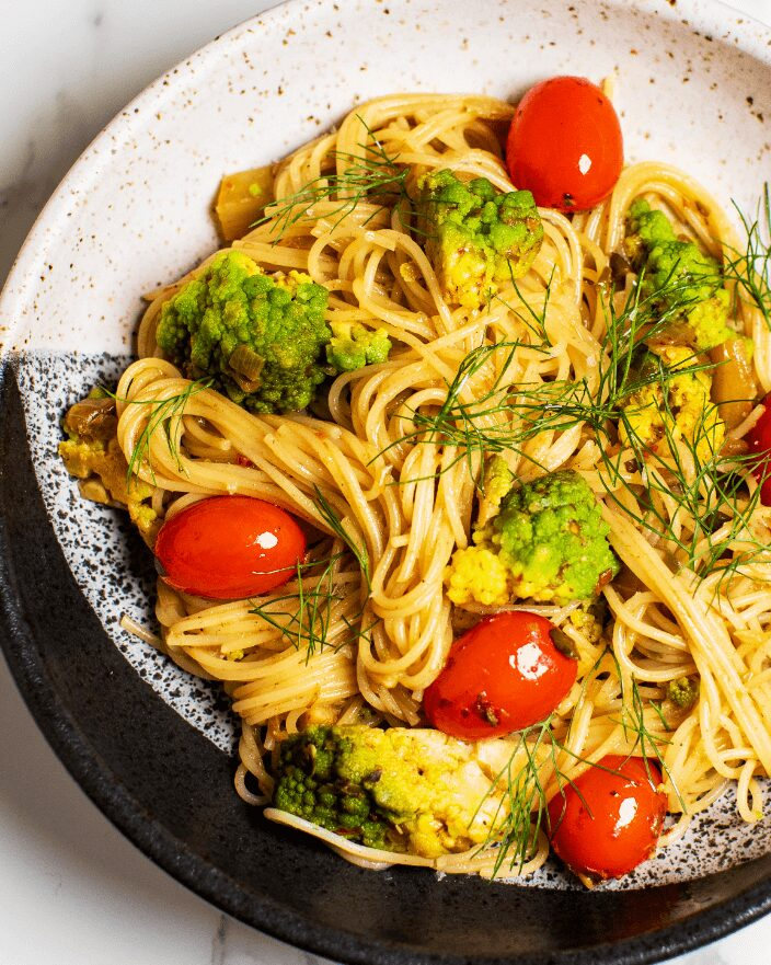 Pasta with Romanesco and Fennel_MidPage