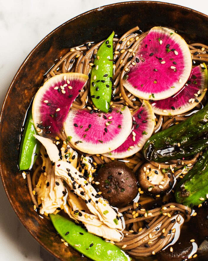Chicken Soba with Vegetables_MidPage
