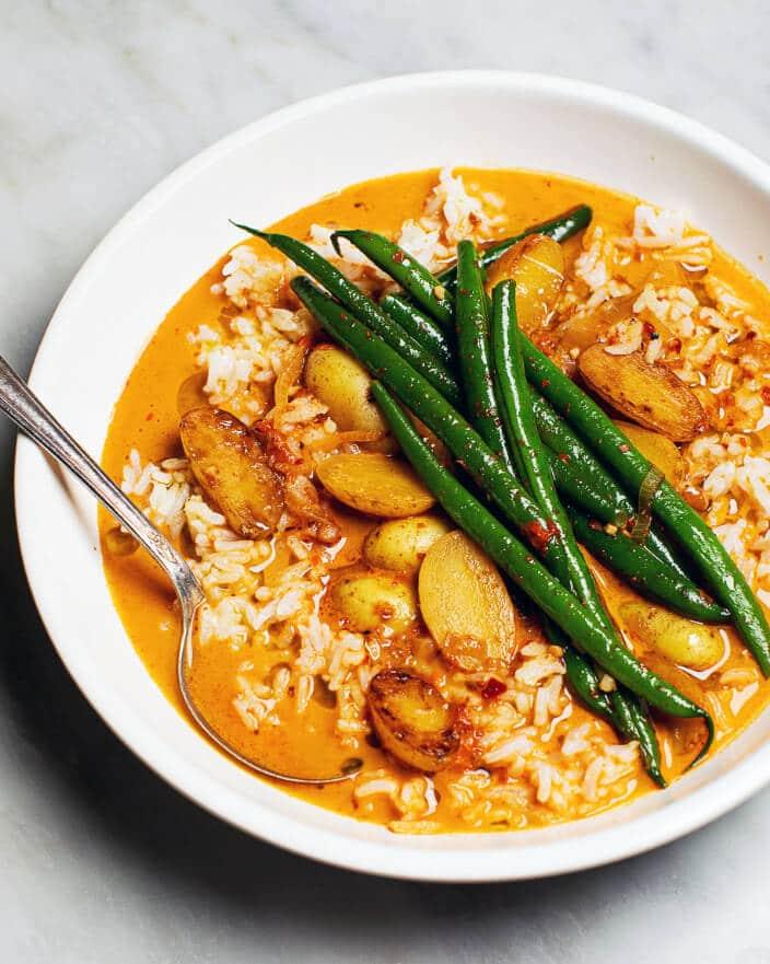 Creamy Harissa Broth with Rice_MidPage