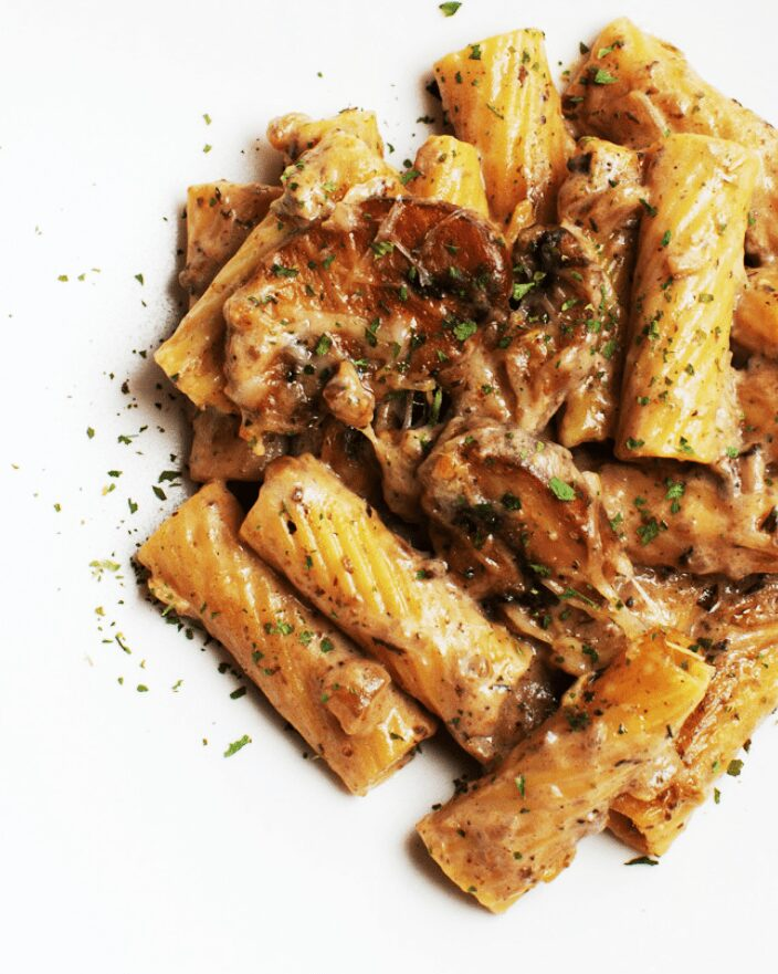 Creamy Mushroom Pasta Bake_MidPage