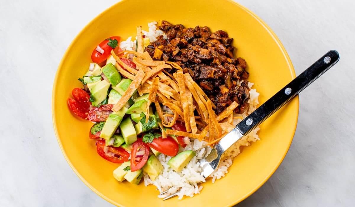 Easy Vegan Taco Bowl_Hero