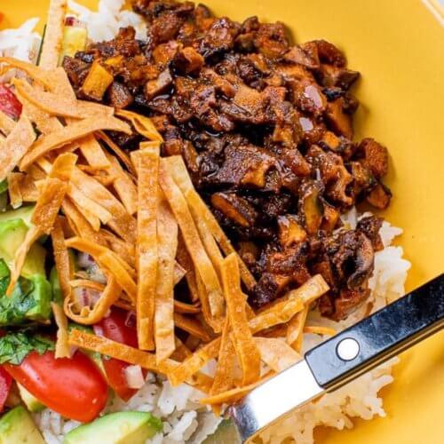 Easy Vegan Taco Bowl_MidPage