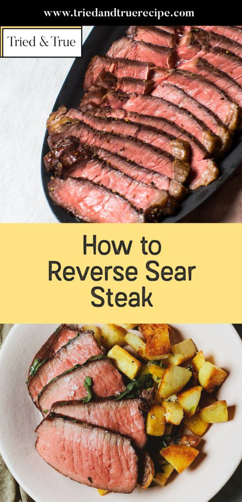 How to Reverse Sear steak_Pinterest
