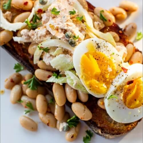 Tuna Salad with White Beans_MidPage