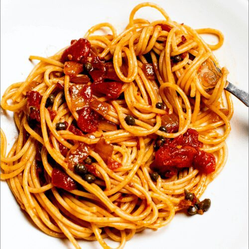 Spaghetti with Capers and Anchovies_Midpage