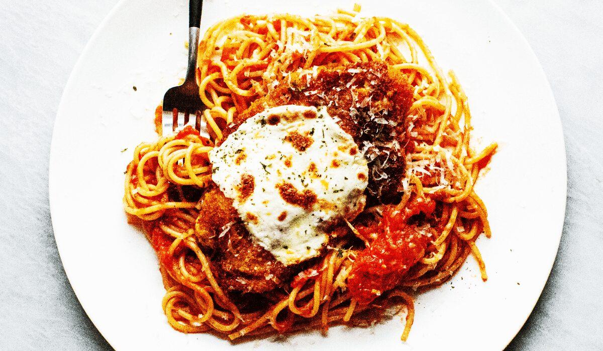 Chicken Parmigiana with Brown Butter Marinara_Hero