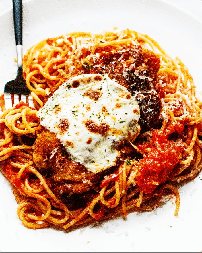 Chicken Parmigiana with Brown Butter Marinara_MidPage