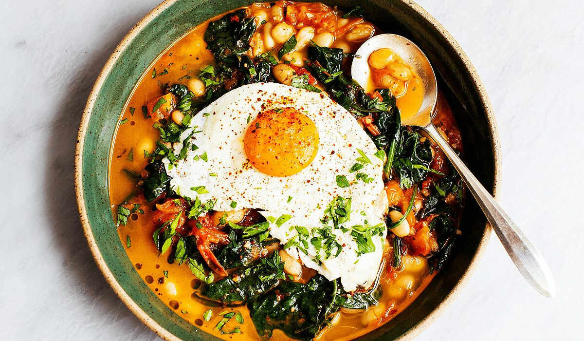 Brothy Beans and Greens_Hero