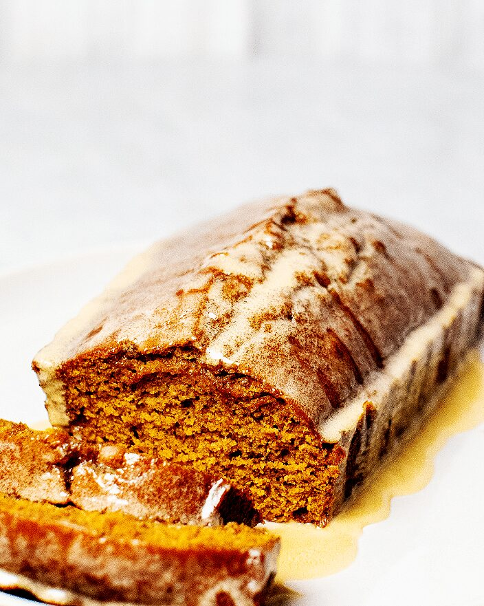 Pumpkin Bread with Maple Glaze_MidPage