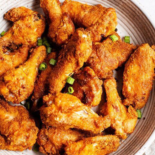 Crispy Baked Chicken Wings_MidPage