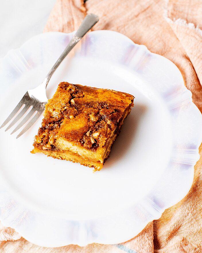 Easy Pumpkin Coffee Cake_MidPage – 1
