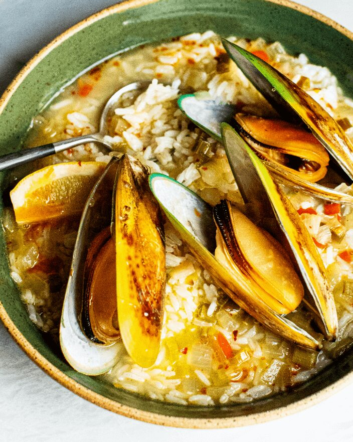 Spicy Mussels and Rice_MidPage