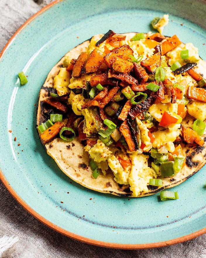 Sweet, Smoky Scrambled Egg Tortilla_MidPage – 1
