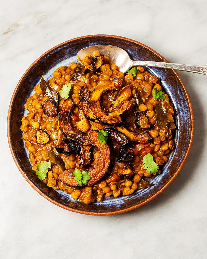Yellow Lentils with Crispy Squash_MidPage – 1