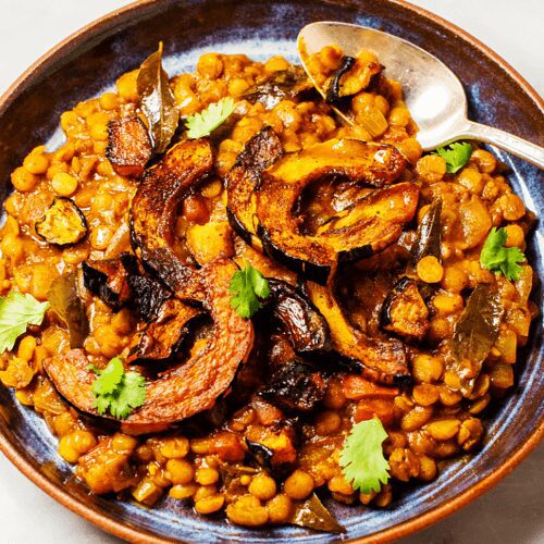 Yellow Lentils with Crispy Squash_MidPage