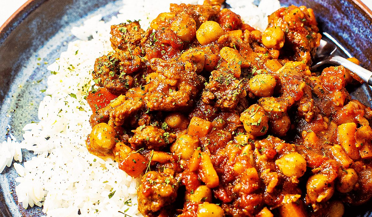 Chickpea and Sausage Stew_Hero