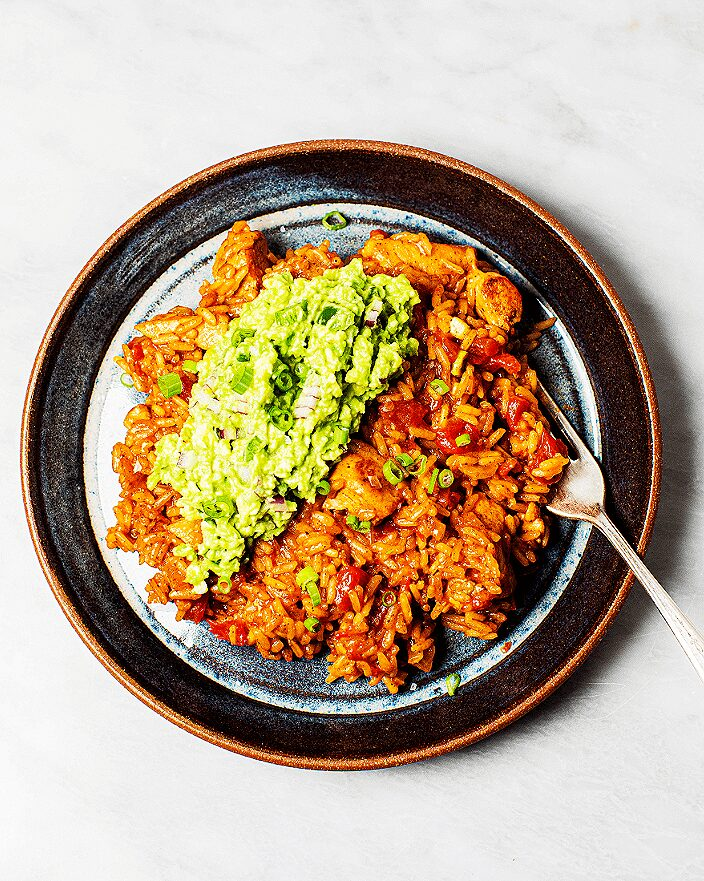One-Pot Chicken and Rice_MidPage