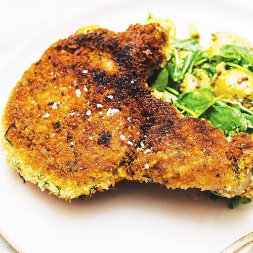 Dill-Panko Crusted Pork Chops_MidPage – 1