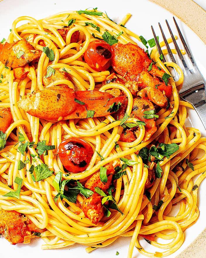 Spicy Lobster Pasta Recipe_MidPage – 1