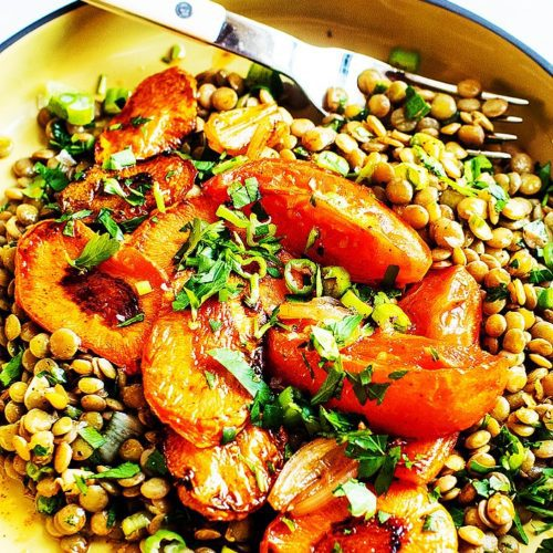 Easy Lentil Salad with Harissa_MidPage