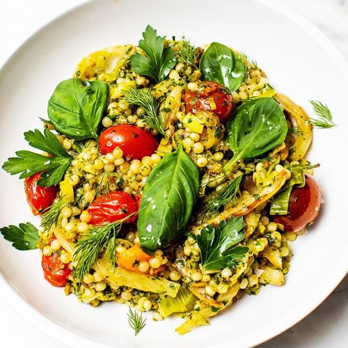 Pearl Couscous with Pistachio Pesto_MidPage – 1