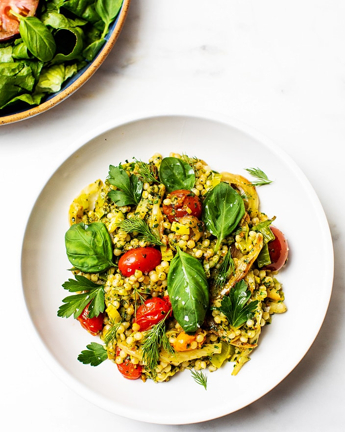 Pearl Couscous with Pistachio Pesto_MidPage