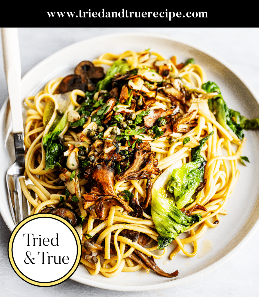 Mushroom-Pasta-with-Almonds-and-Capers_Pinterest