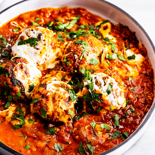Spicy Calabrian Chicken Meatballs_MidPage