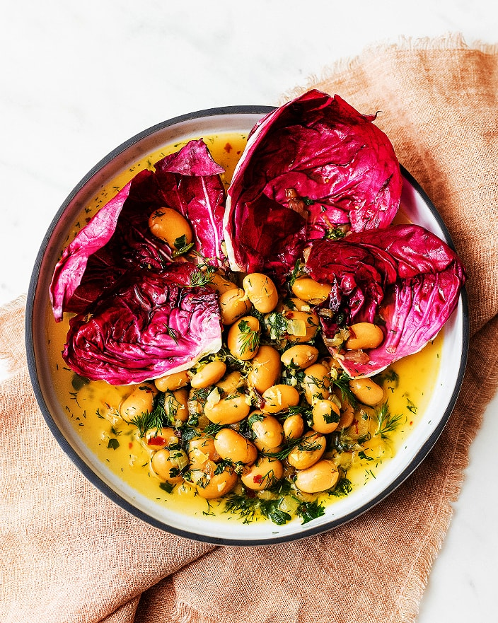 Brothy White Beans with Radicchio_MidPage