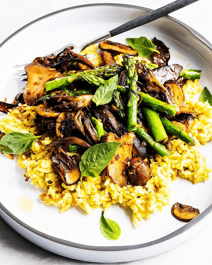Green Curry Rice with Vegetables_MidPage