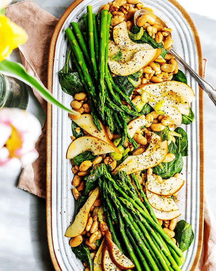 White Bean Salad with Pears_MidPage – 1