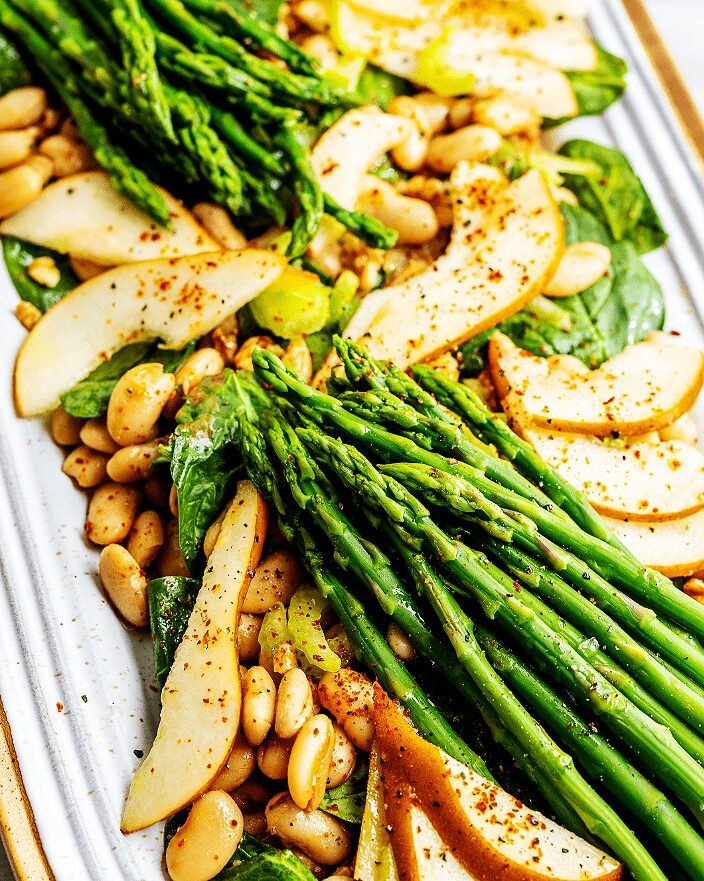 White Bean Salad with Pears_MidPage