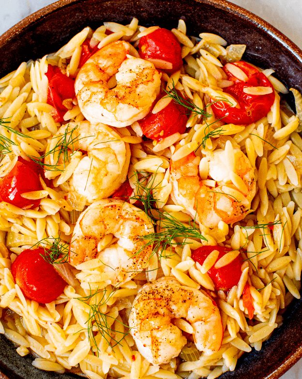 15-Minute Shrimp and Orzo_MidPage_MidPage