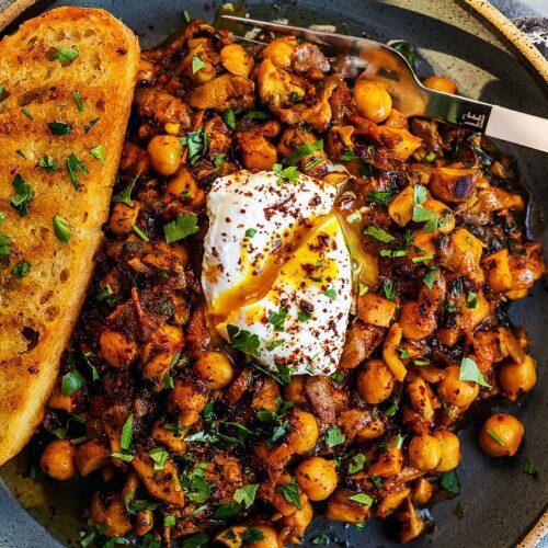 Mushroom and Chickpea Makhlama_MidPage – 1