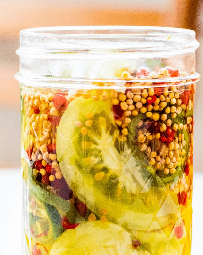 Pickled Green Tomatoes_MidPage