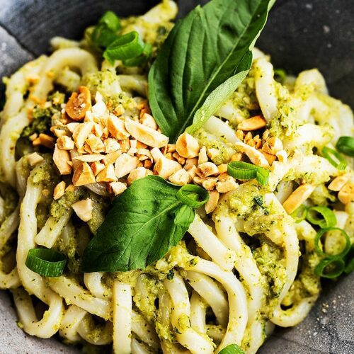 Udon with Sesame Broccoli Sauce_MidPage – 1