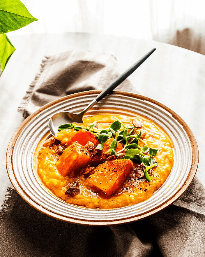 Red Kabocha Rice Soup_MidPage