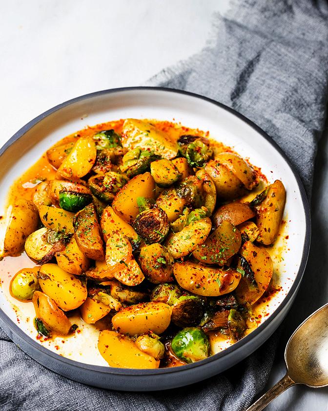 Lemon-Saffron Potatoes_MidPage – 1