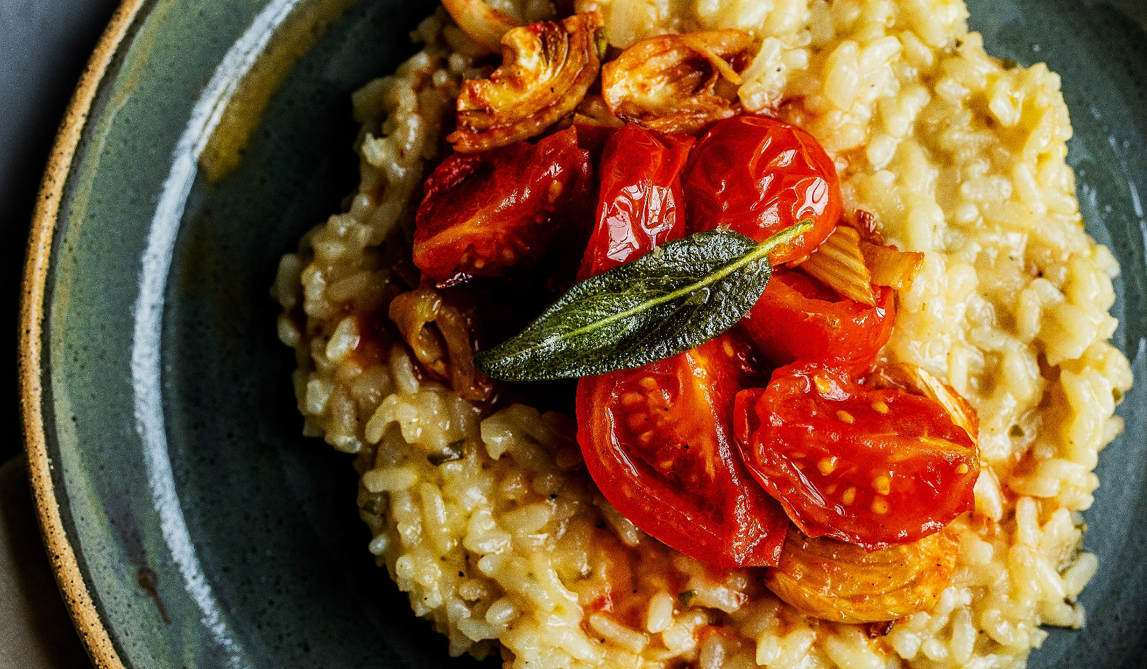 Sage Risotto with Fennel_Hero