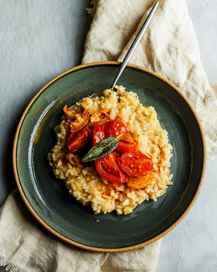 Sage Risotto with Fennel_MidPage – 1